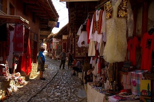 Albanija,Kruja, potovanje z avtom po Albaniji, popotniški blog