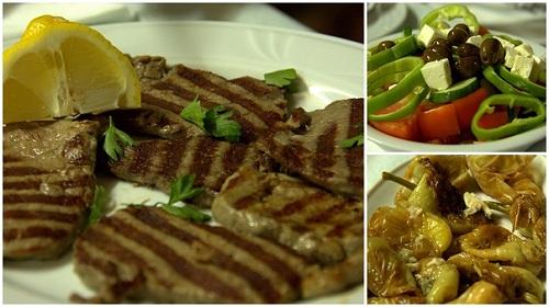 Albanija, hrana, potovanje z avtomobilompo Albaniji, popotniški blog
