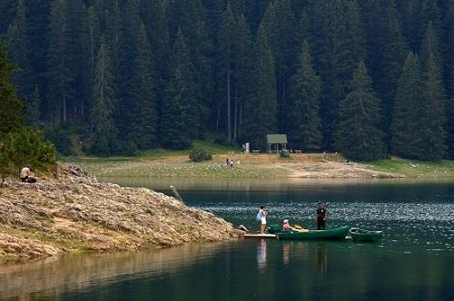 Črna Gora, Durmitor, narodni park, potovanje, popotniški blog