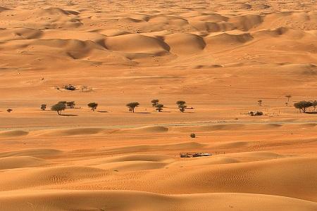 Oman, puščava, Wahiba, sipine, beduini, potovanje, popotniški blog