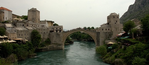 Mostar, Sarajevo, izlet, potovanje, Balkan, popotniški blog