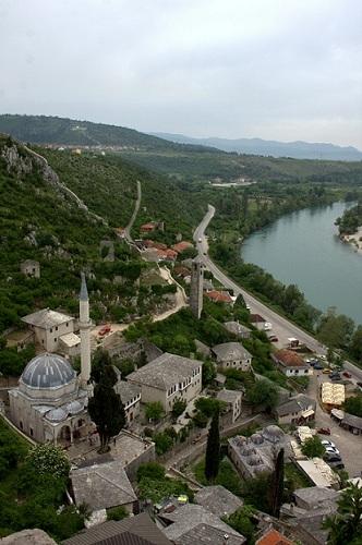 Sarajevo, Mostar, Počitelj, izlet, potovanje, Bosna, popotniški blog