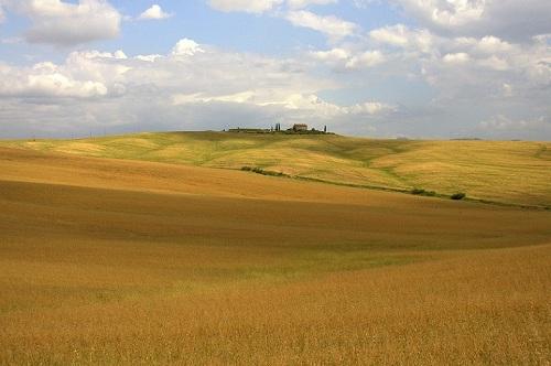 Toskana, toskanski griči, izlet po Toskani, popotniški blog, potovanje