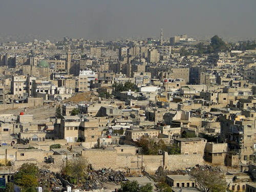 Sirija potovanje, potovanje v Sirijo pred vojno