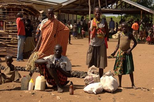 Afrika, Uganda, popotniški blog, potovanje, ljudstvo Karamoja