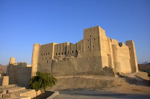 Oman, trdnjava Bahla, potovanje, popotniški blog, znamenitosti