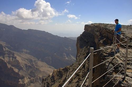 Oman, Veliki kanjon, potovanje, popotniški blog, znamenitosti