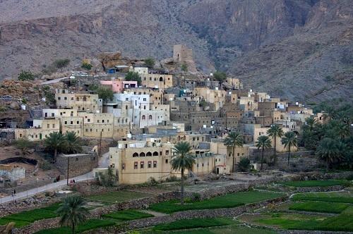 Oman, Bilad Said, potovanje, popotniški blog, znamenitosti