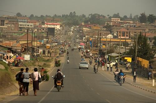 Afrika, Uganda, Fort Portal, čajni nasadi, potovanje, popotniški blog