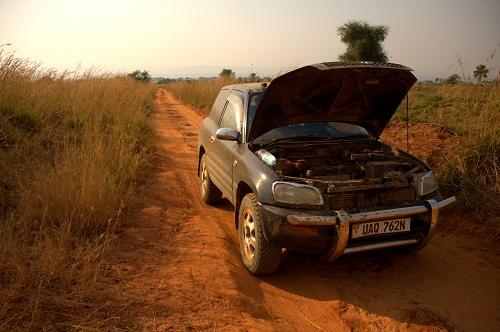 Afrika, Uganda, potovanje, popotniški blog, Murchison Falls, narodni park