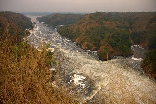 Afrika, Uganda, potovanje, popotniški blog, narodni park Murchison Falls, reka Nil