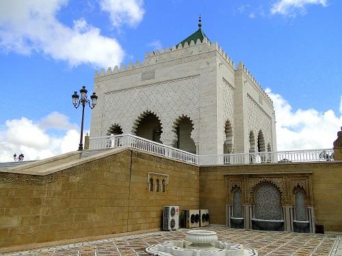 Rabat, Maroko, potovanje, znamenitosti