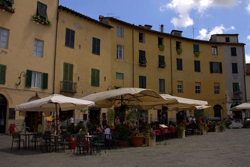 Toskana, izlet v Toskano, Lucca, etruščani, popotniški blog