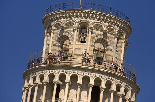 Toskana, izlet v Toskano, Pisa, poševni stolp, čudežno polje, popotniški blog