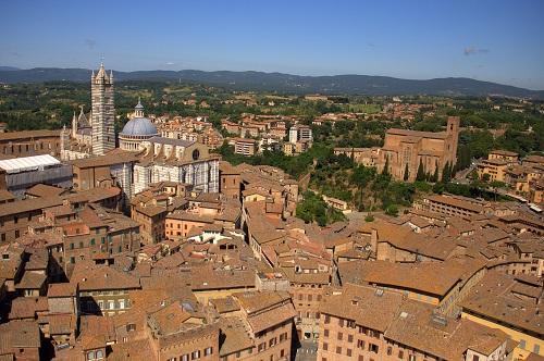 Toskana, izlet v Toskano, Siena, popotniški blog