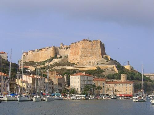 Bonifacio, Korzika potopis,počitnice, potovanje