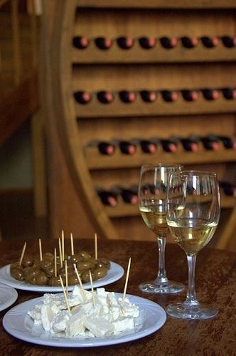 Albanija potovanje, vinska klet Čobo, Berat