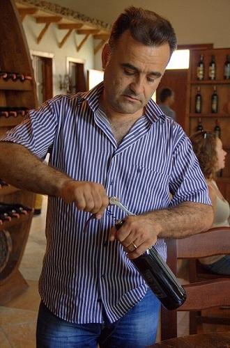 Albanija potovanje, Čobo vinska klet