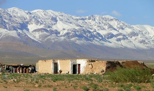 gorovje Atlas, Maroko, potovanje, znamenitosti