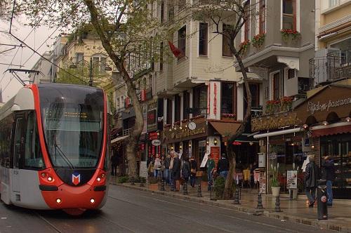 Istanbul izlet, Istanbul potovanje, istanbul znamenitosti, Istanbul javni prevoz