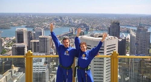 Sydney, Skywalk, Sydney Tower Eye, Sydney znamenitosti, Avstralija potovanje