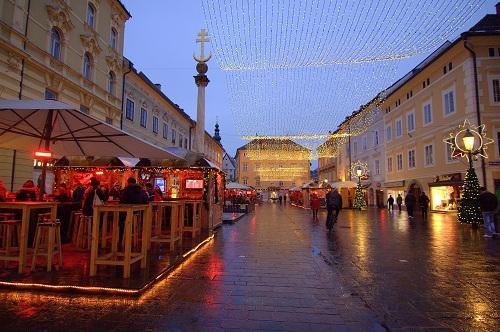božični sejem, božični sejmi , Avstrija, avstrijska Koroška, izlet