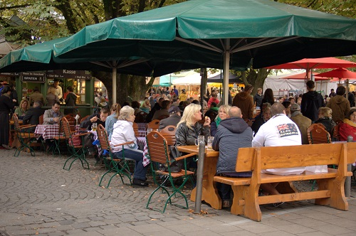 Munchen znamenitosti - izlet v Munchen