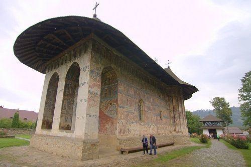 Romunija znamenitosti, znamenitosti v Romuniji