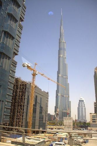 burj khalifa, burj khalifa dubaj, dubaj znamenitosti