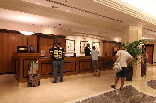 Abu dhabi hoteli, Hilton Abu Dhabi, Abu Dhabi počitnice, Abu Dhabi potovanje