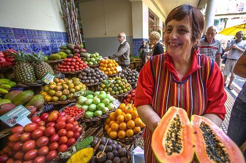 Madeira hrana, hrana na Madeiri, Madeira potovanje, Madeira počitnice
