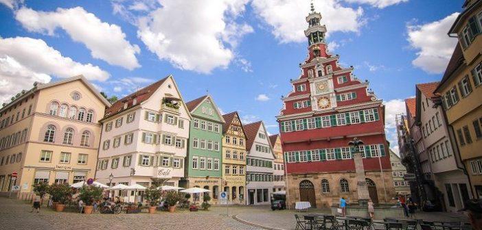 Nemško mesto Esslingen am Neckar – tako očarljivo, da ga enostavno morate obiskati