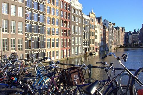 Nemčija potovanje, Nizozemska potovanje, Belgija potovanje, potovanja z avtom