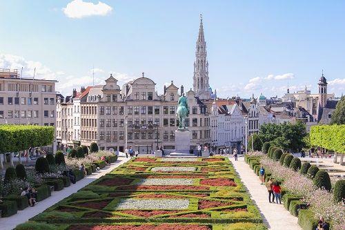 Bruselj izlet, izlet v Bruselj, Bruselj znamenitosti