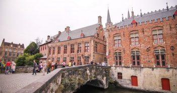 Bruge Belgija, Belgija potovanje, Belgija z avtom