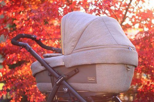 otroški voziček, potovanja, peg perego