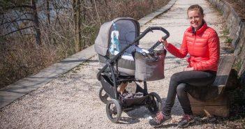 voziček za potovanja, otroški voziček, peg perego
