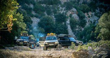 Sardinija z avtom, Sardinija potovanje