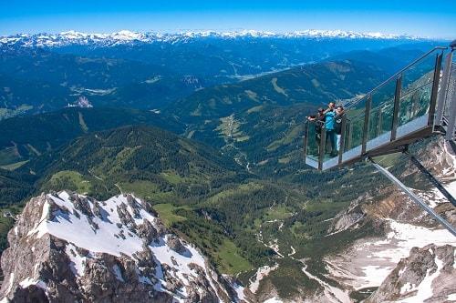 Dachstein Sky Walk, izlet v Avstrijo, Avstrija izlet, Schladming