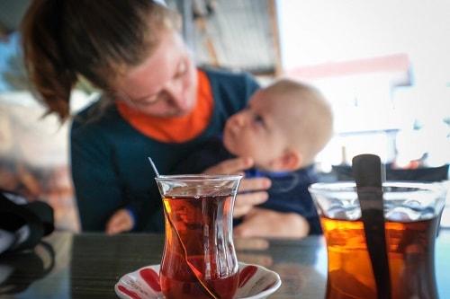 turški čaj, Turčija čaj