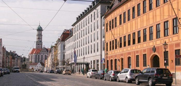 8 razlogov zakaj obiskati nemško mesto Augsburg
