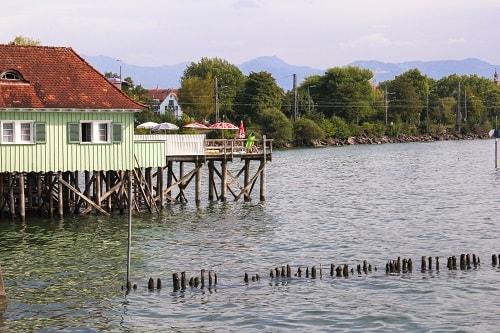 Bodensko jezero, Nemčija potovanje, Nemčija znamenitosti
