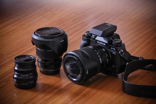 potovalni fotoaparat, popotniški fotoaparat, FujiFilm