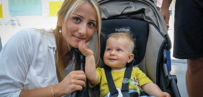 Turčija z dojenčkom, Turčija z otrokom, Turčija potovanje