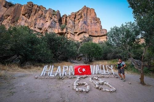 Kapadokija, Kapadokija Turčija, Turčija potovanje