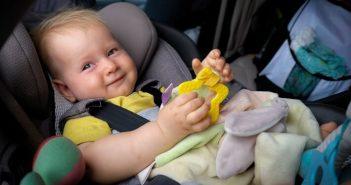 potovanja z dojenčkom, z dojenčkom na pot