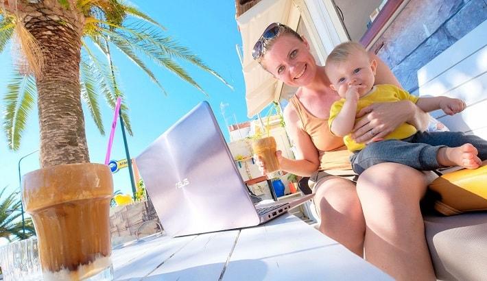 bloganje, zaslužek z blogom, blog potovanja