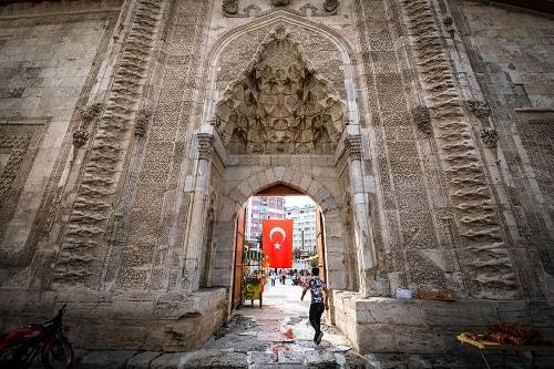 Turčija potovanje, Turčija z avtom, Turčija znamenitosti