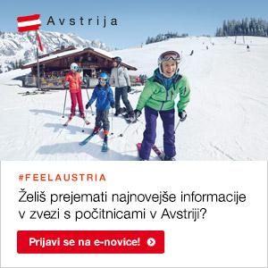 počitnice v Avstriji, Avstrija počitnice, zimske počitnice