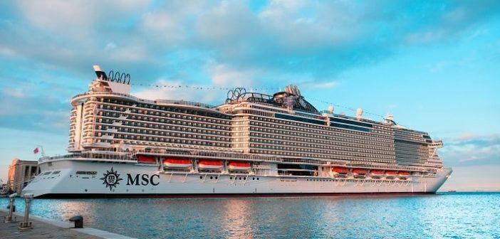 MSC Seaside – nova križarka, ki naju je povsem sezula